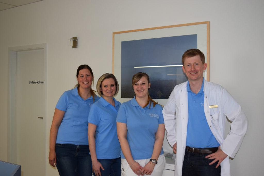Praxisteam Dr. van Quekelberghe